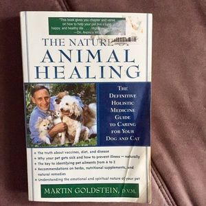 The Natural Animal Healing-holistic care for pets